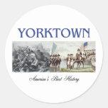ABH Yorktown Etiqueta