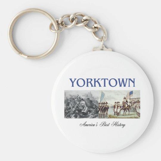 ABH Yorktown Keychain