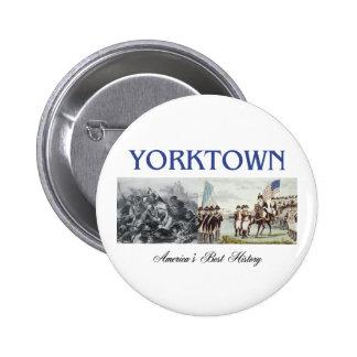 ABH Yorktown Pinback Button