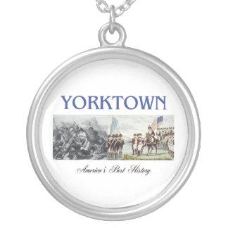ABH Yorktown Round Pendant Necklace