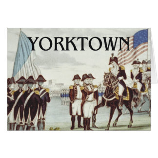 ABH Yorktown Tarjeta De Felicitación