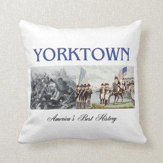 ABH Yorktown Throw Pillow