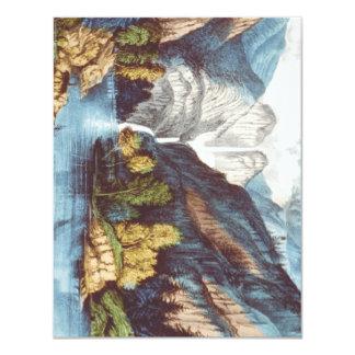 ABH Yosemite 4.25x5.5 Paper Invitation Card