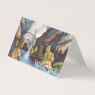 ABH Yosemite Business Card