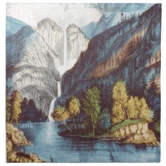 ABH Yosemite Cloth Napkin
