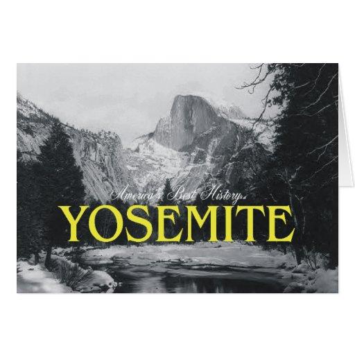 ABH Yosemite Greeting Card