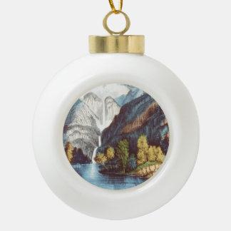 ABH Yosemite Ornaments