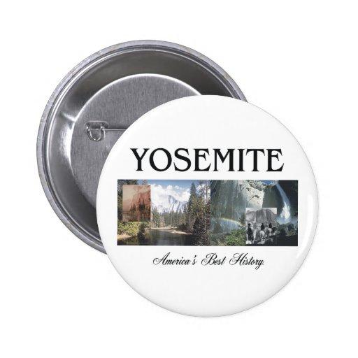 ABH Yosemite Pin Redondo 5 Cm