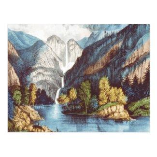 ABH Yosemite Postcard