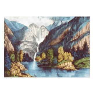 ABH Yosemite Tarjetas De Visita