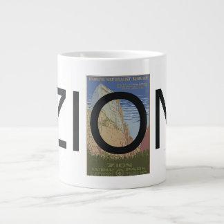 ABH Zion Large Coffee Mug