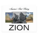 ABH Zion Postales
