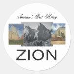 ABH Zion Stickers