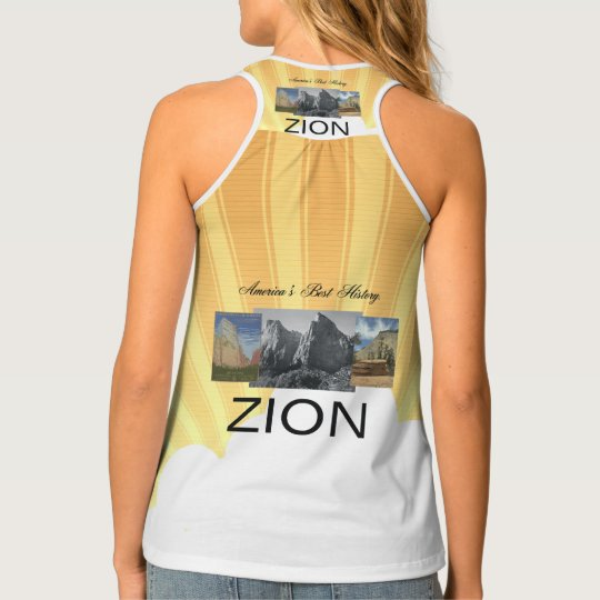 Zion National Park T-Shirts, Backpacks, and Souvenirs
