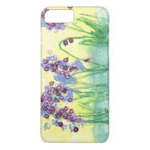 Abhi's Flower Garden iPhone 8 Plus/7 Plus Case