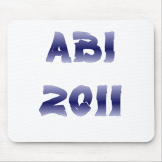 ABI 2011 MOUSE PAD