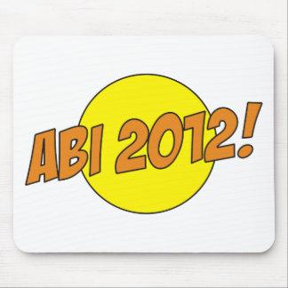 Abi 2012 mousepad