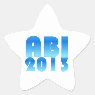 ABI 2013 STICKER