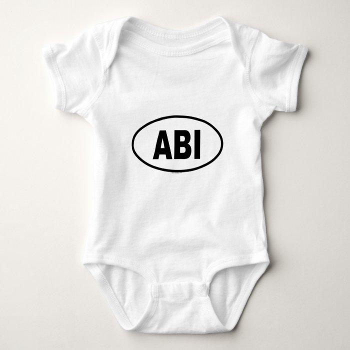 ABI BABY BODYSUIT