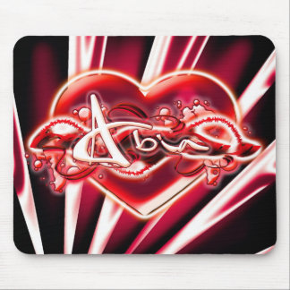 Abia Mouse Pad