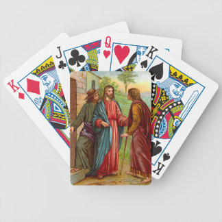 abide with us playing cards