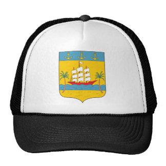 Abidjan Coat of Arms Trucker Hat