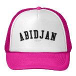 Abidjan Trucker Hat