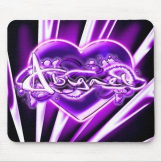 Abigael Mouse Pad