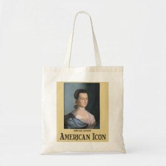 Abigail Adams Canvas Bags