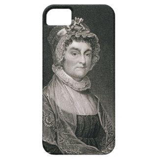 Abigail Adams, engraved by G.F. Storm (fl.c.1834) iPhone SE/5/5s Case