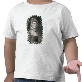 Abigail Adams, grabado por G.F. Storm (fl.c.1834) Camisetas