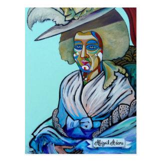 Abigail Adams Mug Postcard