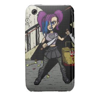 Abigail Funda Bareyly There Para iPhone 3 De Case-Mate