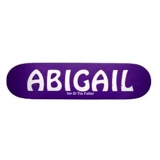 ABIGAIL, 'Joy Of The Father' Skateboard