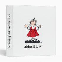 abigail love book binder