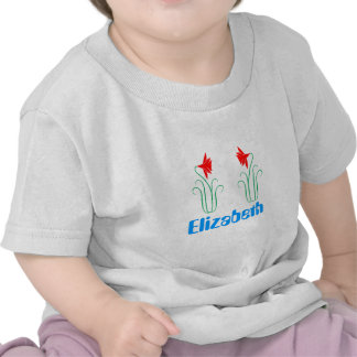 Abigail Mia Madison Elizabeth Noah Ella T-shirt