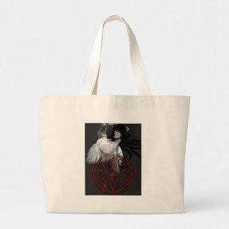 Abigail Reclining Jumbo Tote Bag