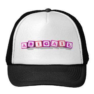ABIGAIL TRUCKER HAT