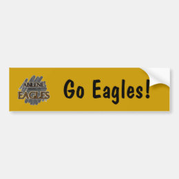 Abilene High School Eagles - Abilene, TX Bumper Sticker