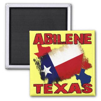 Abilene, Texas Fridge Magnets