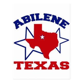 Abilene, Texas Postcard