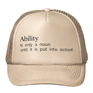 ability hats