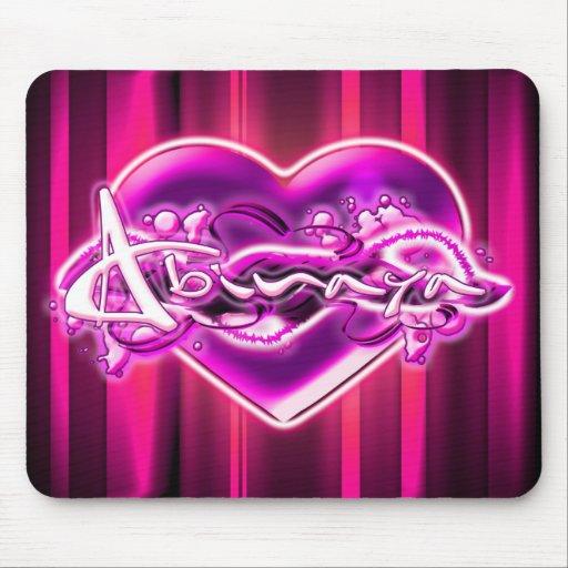 Abinaya Mouse Pad