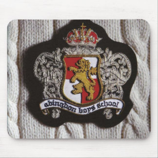 abingdon boys school mouse pad