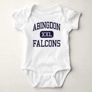 Abingdon - Falcons - High - Abingdon Virginia Baby Bodysuit