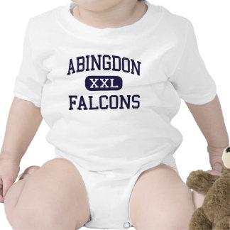 Abingdon - Falcons - High - Abingdon Virginia Baby Bodysuits