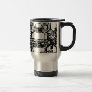 Abiogenic Memetics 1 - Custom Print! 15 Oz Stainless Steel Travel Mug
