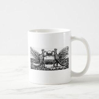 Abiogenic Memetics 1 - Custom Print! Classic White Coffee Mug