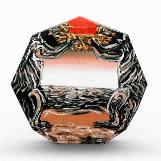 Abiogenic Memetics - Custom Print! Acrylic Award