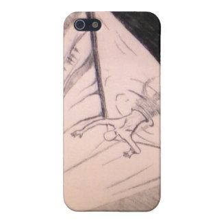 Abismo iPhone 5 Carcasas